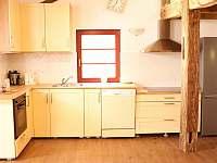 Kuchyňský kout - apartmán ubytování Vimperk