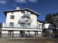 Apartmánový objekt - ubytování Železná Ruda