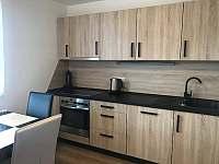 Kuchyňská linka, Gabreta - apartmán k pronájmu Železná Ruda