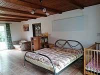velká ložnice - Hliněný Újezd