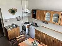 Kuchyň - apartmán k pronájmu Modrava