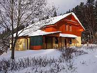Vila Lanovka Lipno - vila k pronájmu - 6