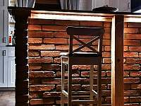 Kuchyňský bar - srub k pronajmutí Mochtín - Srbice