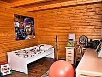 Ložnice s hračkárnou - Mochtín - Srbice