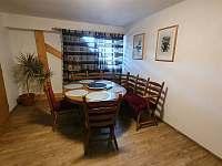 Kuchyně - apartmán ubytování Zdíkov - Masákova Lhota