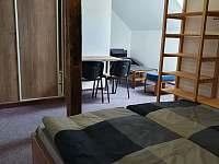 Pokoj 2 - apartmán ubytování Zdíkov - Masákova Lhota