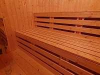 Sauna - apartmán k pronájmu Zdíkov - Masákova Lhota
