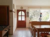 Společenská místnost - jídelna - Železná Ruda