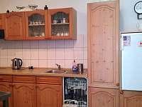 Společenská místnost - kuchyň - Železná Ruda
