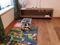 Aby se děti nenudili :) - apartmán ubytování Hojsova Stráž - Brčálník