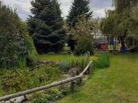 zahrada - chalupa k pronájmu Čkyně