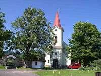 Pěkná - kostel sv. Anny -