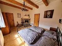 Šedý apartmán - ubytování Rejštejn