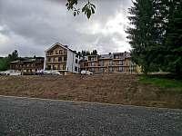 Apartmán na horách - okolí Bavorské Rudy