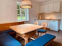 Apartmán 1 - kuchyně - k pronájmu Schöneben