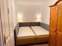 Apartmán 1 - menší ložnice pro dva - ubytování Schöneben