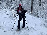 Ideální prostředí pro procházky se sněžnicemi - Schöneben