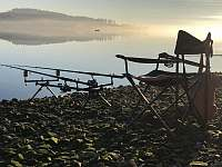 mnoho příležitostí i pro rybáře - apartmán k pronájmu Schöneben