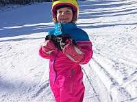 Podmínky lyžování i pro ty nejmenší - Schöneben