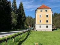 ubytování Schöneben Apartmán na horách