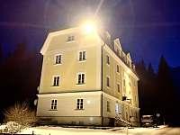 V noci nulový světelný smog - apartmán k pronajmutí Schöneben