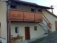 Ubytování Mlýneček - apartmán k pronájmu