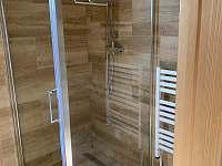 Sprchový kout v koupelně - Velhartice