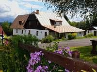 Penzion ubytování v obci Dobrš
