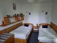 Apartmán v přízemí - ložnice - chata k pronájmu Lipno nad Vltavou - Kobylnice