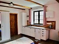 Apartmán č.2 pětilůžkový - ubytování Zdíkov - Zábrod