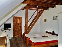 Apartmán s podkrovím č.5 /2+4-5/ - Zdíkov - Zábrod
