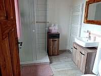 koupelna apart.č.1 - Zdíkov - Zábrod