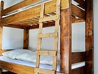 Patrové postele - Zdíkov - Zábrod