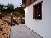 venkovní pohled - ubytování Zdíkov - Zábrod