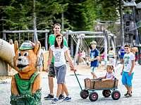 rodinná dovolená - Lipno nad Vltavou