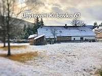 Penzion Kubovka 63 - ubytování Kubova Huť - 3