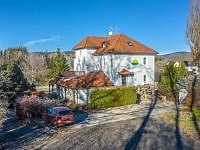Apartmánový dům Hůrka - ubytování Horní Planá - Hůrka
