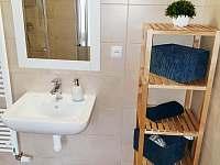 Koupelna v přízemí - Rožmberk nad Vltavou