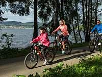 Výlet s rodinou - Rožmberk nad Vltavou