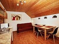 Kuchyně - pronájem apartmánu Přední Výtoň