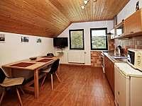 Kuchyně - apartmán k pronajmutí Přední Výtoň