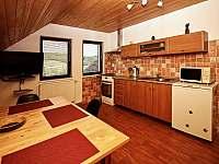 Kuchyně - apartmán k pronájmu Přední Výtoň