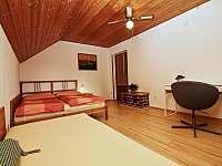 Ložnice - apartmán k pronájmu Přední Výtoň