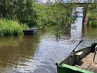 průplav z kanálu na Lipno - Horní Planá - Hůrka