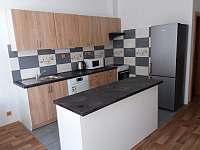 Apartmán C - kuchyně - k pronajmutí Sušice