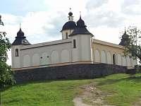 Sušice - Andělíček (Kaple Anděla Strážce) -