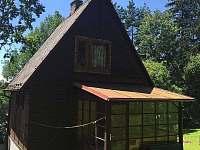 Pronájem chaty v Horní Plané