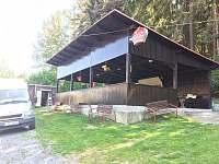 Rekreační areál Šimanov na Šumavě - chatky ubytování Žihobce - Šimanov - 9