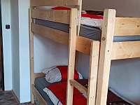 palanda v dětském pokoji - Struhadlo