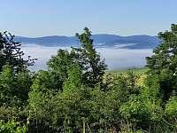 výhled do přírody - pronájem chaty Struhadlo